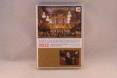 Neujahrskonzert 2012 - Mariss Jansons (DVD)