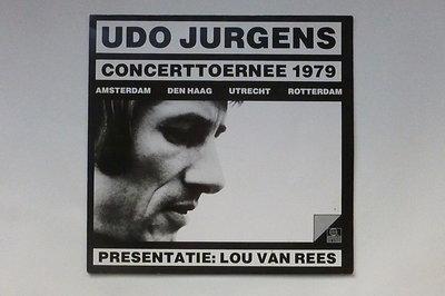 Udo Jurgens - Concerttoernee 1979 (LP)