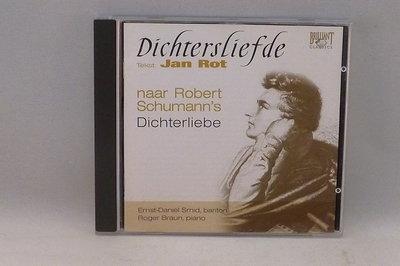 Robert Schumann / Jan Rot - Dichtersliefde
