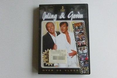 Joling & Gordon - over de vloer (3 DVD)