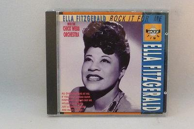 Ella Fitzgerald - Rock it for me