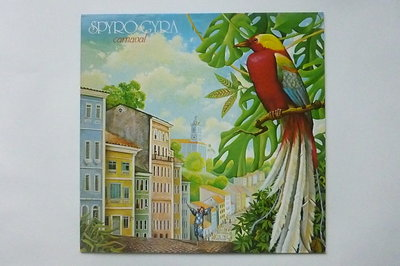 Spyro Gyra - Carnaval (LP)