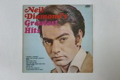 Neil Diamond - Greatest Hits (joy LP)