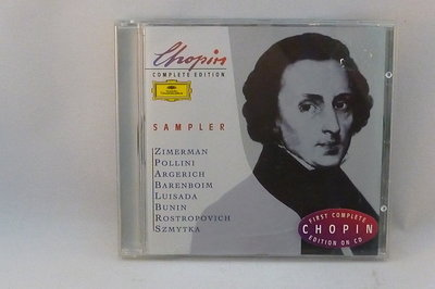 Chopin - Edition Sampler