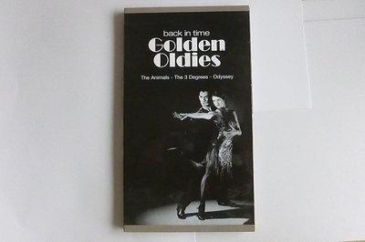 Back in Time Golden Oldies (4 CD)