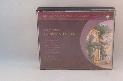 Mozart - Cosi fan tutte / Sigiswald Kuijken (3 CD)
