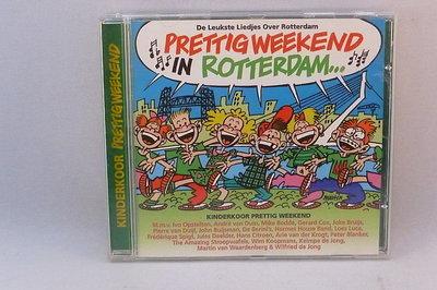 Prettig weekend in Rotterdam - De leukste liedjes over Rotterdam