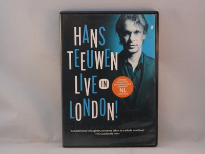 Hans Teeuwen - Live in London (DVD)