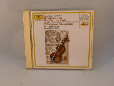 Beethoven - Klavierkonzert / Zukerman, Barenboim