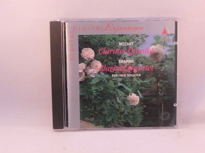 Mozart - Clarinet Quintet / Berliner Solisten