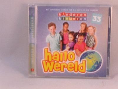 Kinderen voor Kinderen 33 - Hallo Wereld
