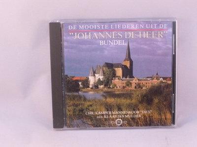 De mooiste liederen uit de Johannes De Heer bundel - Klaas jan Mulder