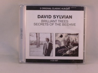 David Sylvian - Brilliant Trees / Secrets of the Beehive (2 CD)