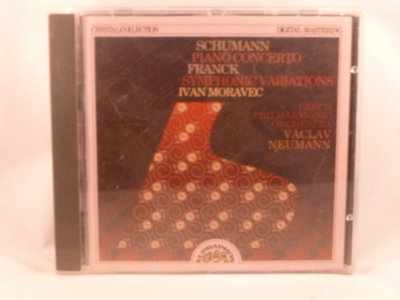 Schumann - Piano Concerto / Vaclav Neumann