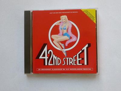 42nd Street - Original Cast / Nederlandse musical