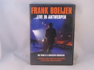 Frank Boeijen - Live in Antwerpen (DVD)