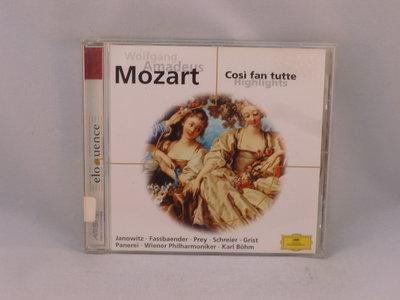 Mozart - Cosi fan tutte / Karl Böhm
