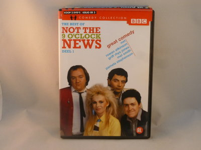 Not the 9 o'clock News - Deel 1 (DVD)