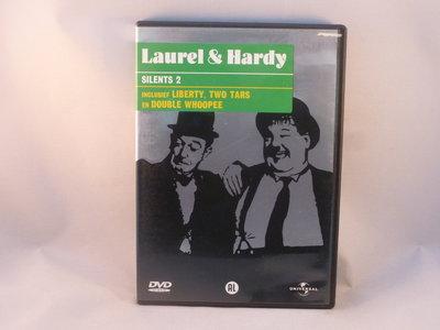 Laurel & Hardy - Silents 2 (2 DVD)