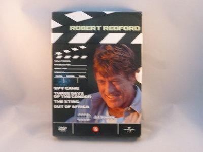 Robert Redford (4 DVD)