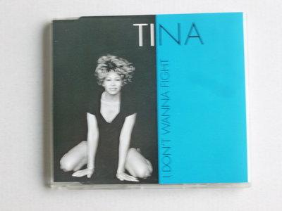 Tina Turner - I don't wanna fight (CD Single)