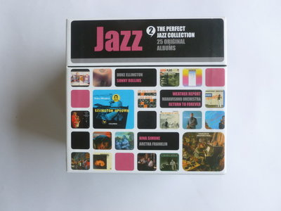 The perfect Jazz Collection 2 - 25 Original Albums (25 CD)