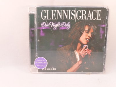 27bc051450a73f Glennis Grace - One night only - Tweedehands CD