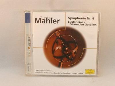 Mahler - Symph. nr. 4 / Rafael Kubelik