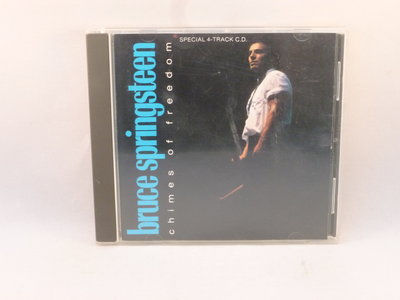 Bruce Springsteen - Chimes of Freedom (4 track CD)