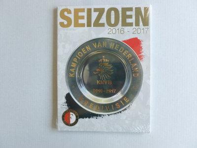 Feyenoord - Seizoen 2016-2017 (DVD) Nieuw