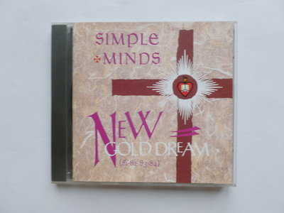Simple Minds - New Gold Dream (81,82,83,84)