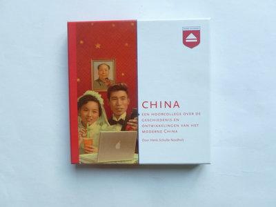 China - Een Hoorcollege / Henk Schulte Nordholt (4 CD)