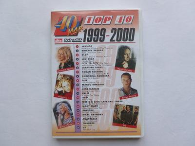 40 Jaar Top 40 - 1999/2000 (CD +DVD)