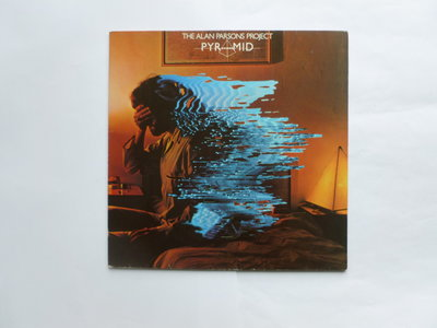 The Alan Parsons Project - Pyramid (LP)holland