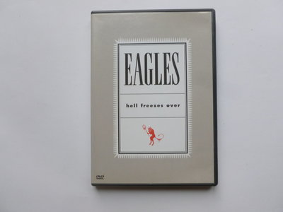 Eagles - Hell freezes over (DVD)geffen