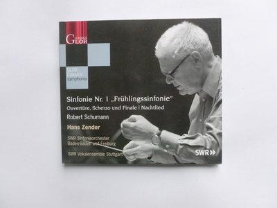 R. Schumann - Sinfonie nr. 1 / Hans Zender
