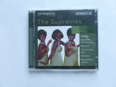 The Supremes - The Essential Collection (2 CD)