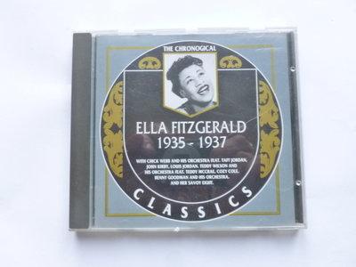 Ella Fitzgerald 1935-1937 - Classics