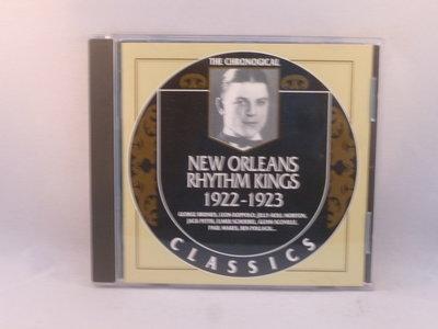 New Orleans Rhythm Kings - Classics 1922 - 1923