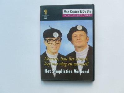 Van Kooten & De Bie - Simplisties Verbond (DVD)