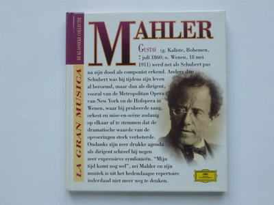 Mahler - Symph. 1 / Rafael Kubelik / La Gran Musica