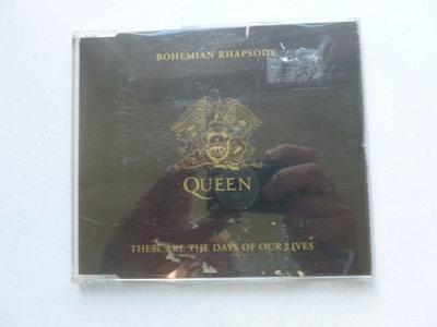 Queen - Bohemian Rhapsody (CD Single)