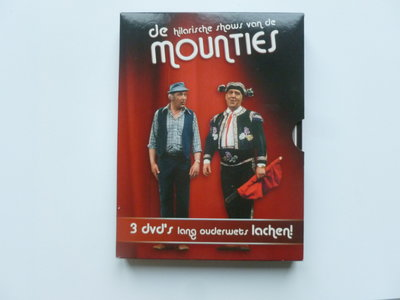 De Mounties (3 DVD)