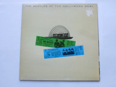 The Beatles - At the Hollywood Bowl (LP)