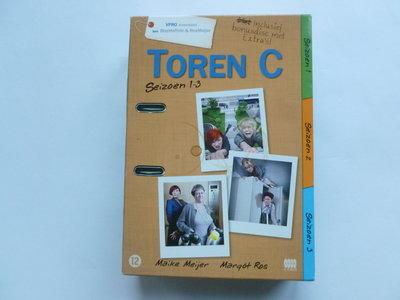 Toren C - Seizoen 1-3 (4 DVD)