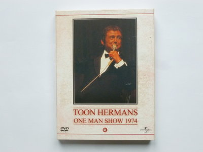 Toon Hermans - One man show 1974 (2 DVD)
