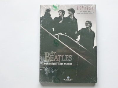 The Beatles - From Liverpool to San Francisco (DVD) Nieuw