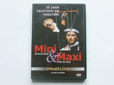 Mini & Maxi - Sprakeloos (DVD)