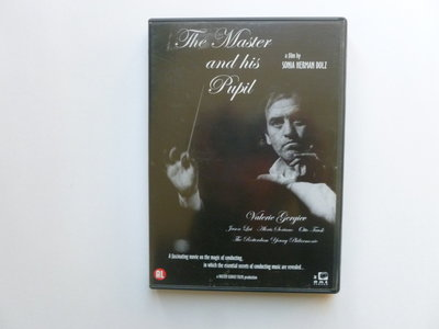 Valerie Gergiev - The Master and his pupil (DVD)