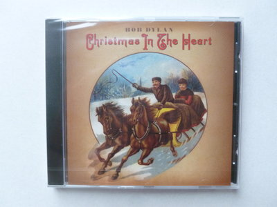 Bob Dylan - Christmas In The Heart (Nieuw)